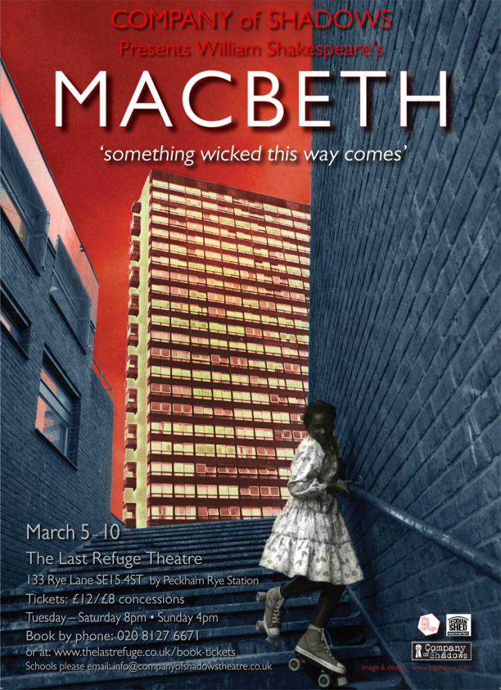 MACBETH A4 SCREEN